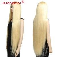 Glueless 613 блондинка парик предварительно сорвал перуанский Прямо Синтетические волосы на кружеве человеческие волосы парик с ребенком волос