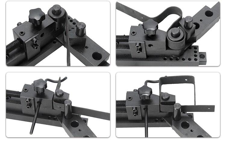 SIEG Bending machine/Manual Bender/S/N:20012 Four generations Universal Bender/Update Bend machine