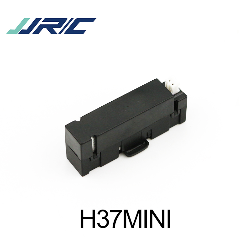 JJR/C JJRC H37MINI Lithium Battery RC Quadcopter Spare Parts <font><b>3.7V</b></font> <font><b>380mAh</b></font> Rechargeable LiPo Battery for RC Drone Accessories ZLRC image