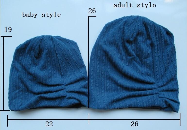 ad1178694e1 Gorro Double Layer Design Warm Winter Beanie Baby Boy Girls   Women ...