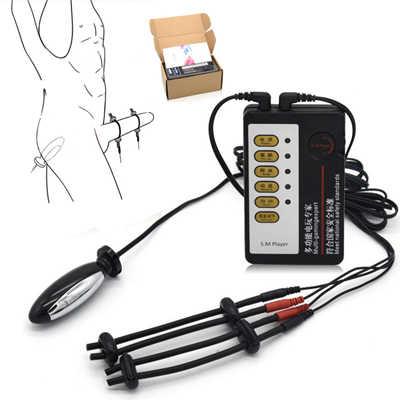 estimulador eléctrico para próstata