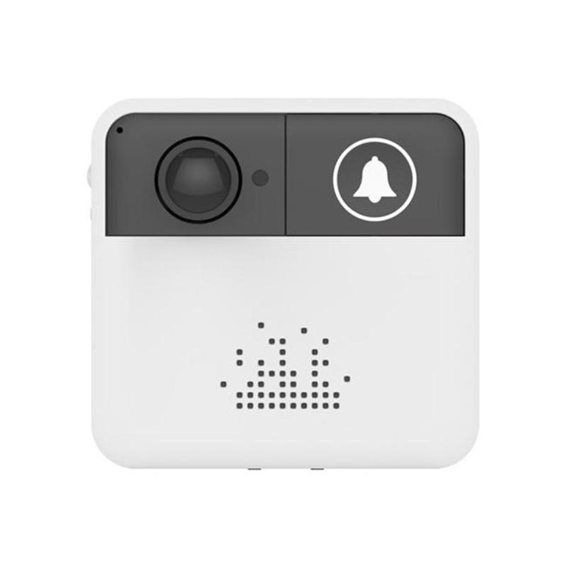 IDS1 Video Doorbell Camera Smart Wireless WIFI Door Bell 720P Two Way Audio Home Security Intercom Phone Electronic Accessories