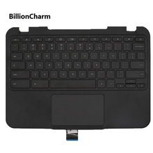 NEW 37NL6TC0040 for Lenovo Chromebook N21 11.6Laptop Palmrest Cover W/US Keyboard Touchpad Plastic Shell 5CB0H70355 цена