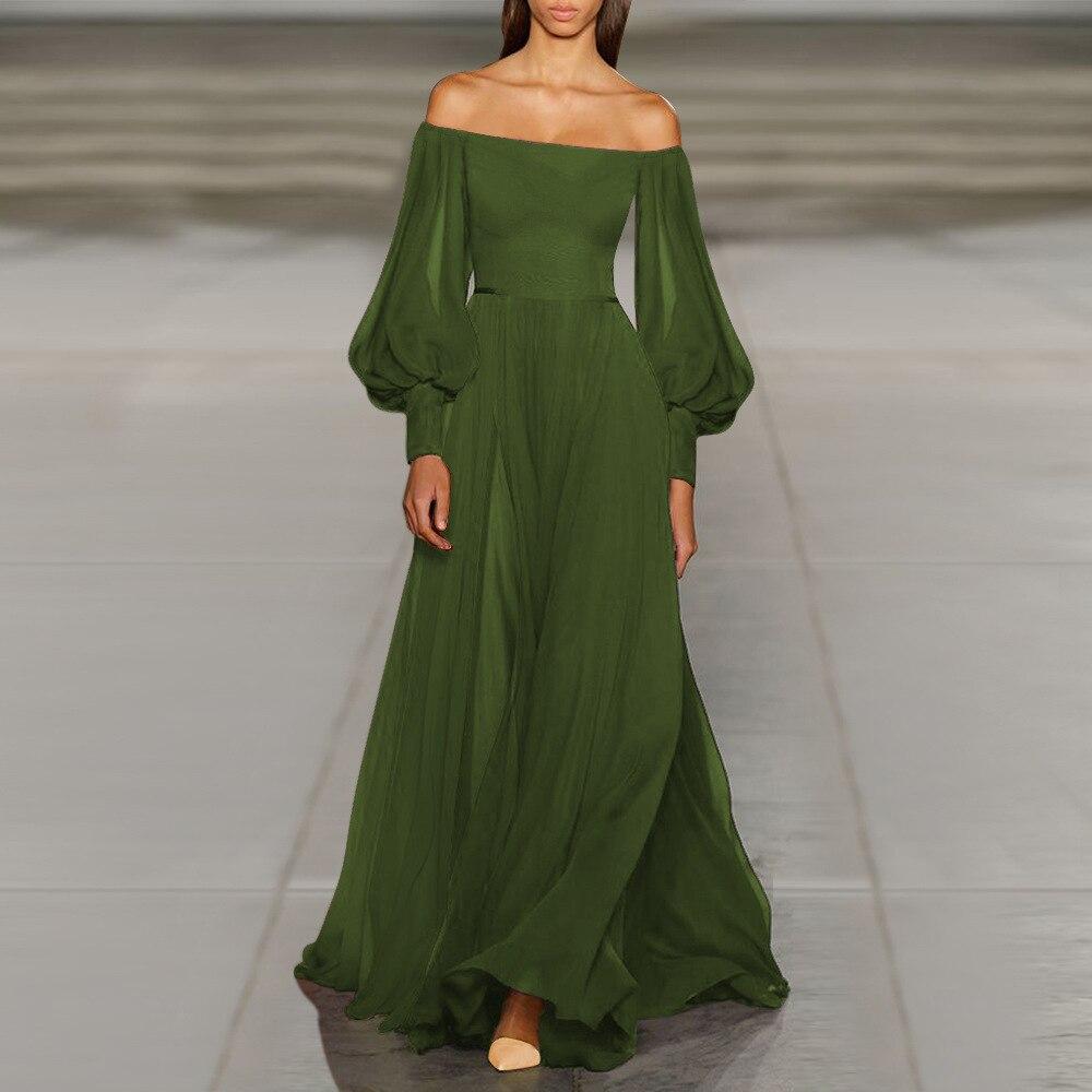 0b58bfcc456 Clocolor старинный карандаш платье простой зеленый бант для женщин рюшами  бодикон облегающий Тонкий ретро Осень Зима