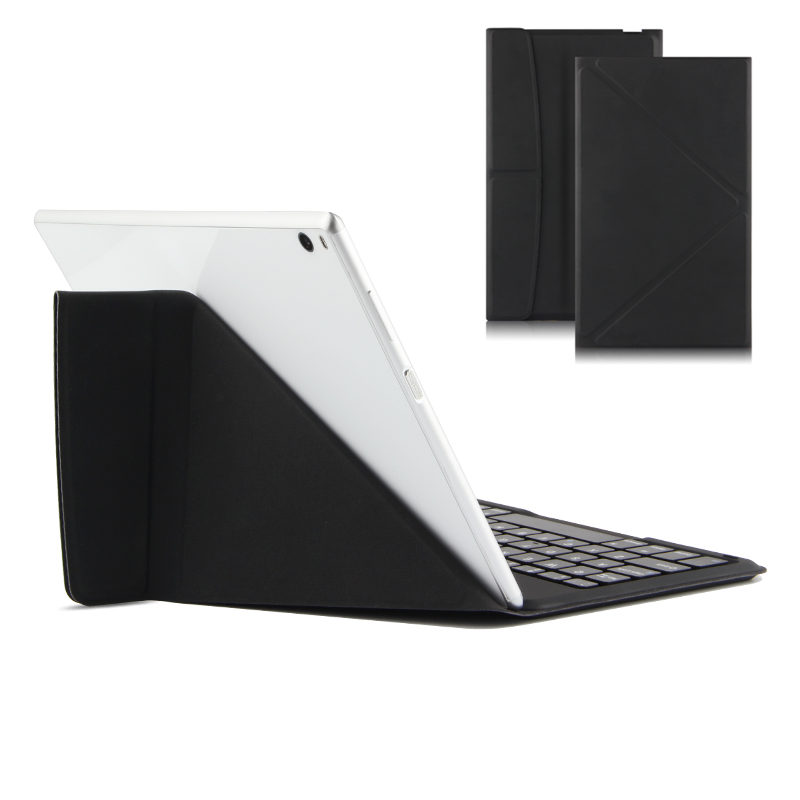 Bluetooth Keyboard For Samsung Galaxy Tab A A2 S4 10.5 SM-T590 T595 T597 SM-T830 T835 C Tablets PC Wireless Keyboard Mouse Case