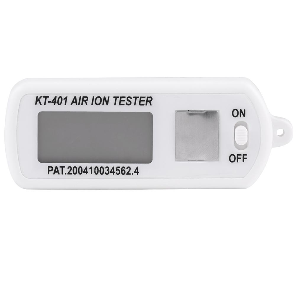 Car Air Ion Tester Meter Counter Mini Car Negative Ion Testing Generator Counter Oxygen Ions Concentration