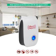 Ultrasonic Electronic Pest Repeller Multi-function household Rodent Insect mosquito Repellent Mice Killer Energy Saving(China)