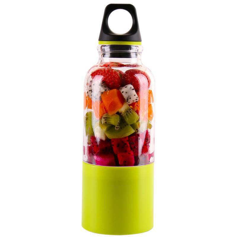 500 ml Copo Espremedor Portátil USB Recarregável Elétrica Bingo Automático Ferramenta Criador Cup Blender Mixer Garrafa Suco de Frutas Legumes