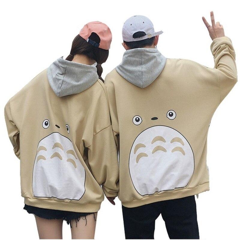 Kawaii Totoro Unisex Hoodies 1