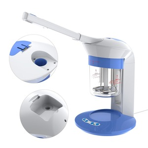 Image 4 - Facial Steamer Ionic Spraying Machine Aroma Hot Steamer Mist Ozone Sprayer Humidifier 360 Thermal Spray for Spa Use US Plug