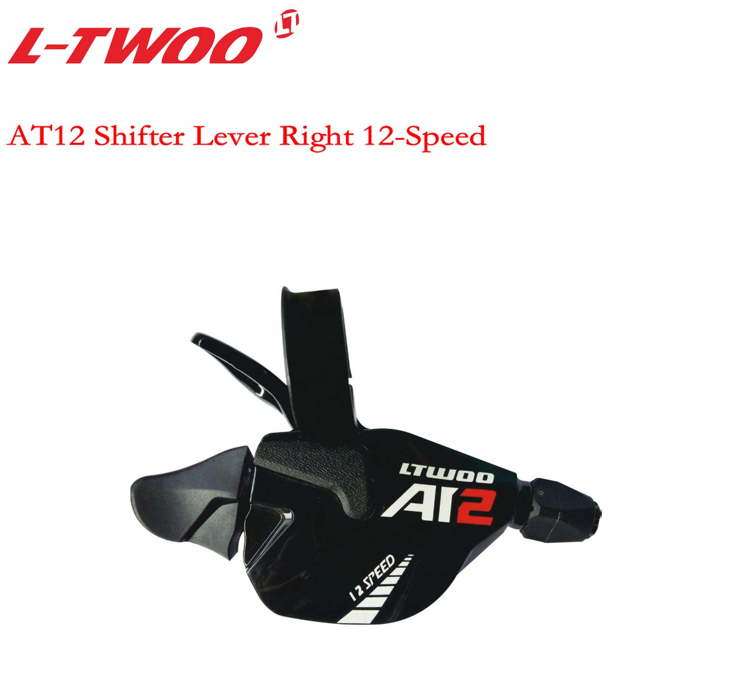 LTWOO Vélo À 12 Vitesse manette de vitesse levier Droit Arrière Dérailleur Pour Vélo de montagne vtt graisse Vélo Compatible Aigle 12 s - 2
