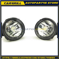 2Pcs X6 E71 E72 2013 2014 2015 Front Halogen Fog Light Fog Lamp Without Bulbs For BMW