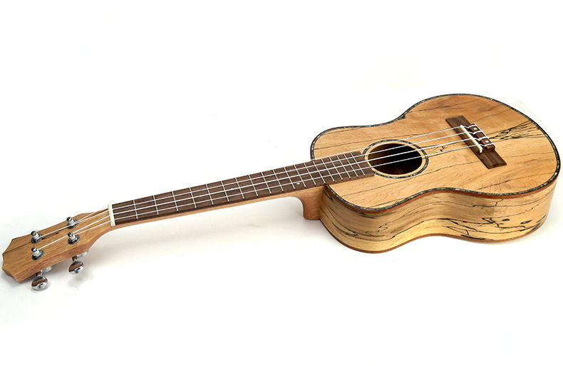 Ukulélé 23 pouces acoustique électrique Concert ténor Deadwood Mini guitare 4 cordes Ukelele Guitarra Uke Pick Up