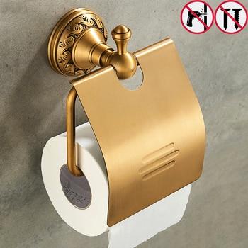 Porte Papier Toilette Laiton