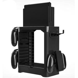 Image 3 - ユニバーサル多機能ディスク収納タワーゲームカードボックス収納スタンドホルダーブラケットnintendスイッチゲームコンソール