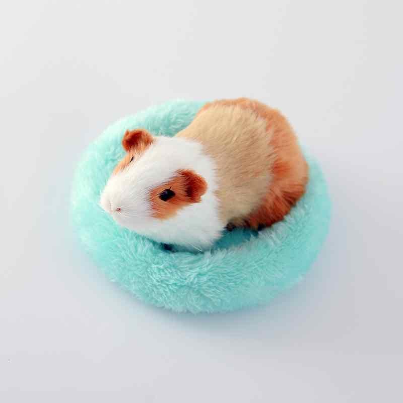 Hamster Dễ Thương Nhung Mat Vật Nuôi Nhỏ Giữ Ấm Ngủ Tổ Vật Nuôi Nhỏ Màu Sắc Đẹp Giường Cho Hedgehog Chinchilla Thỏ Nhà