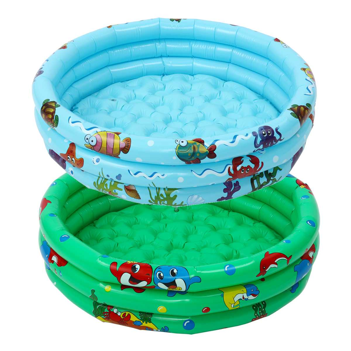 Piscine gonflable pour bébé 90x25cm   Bassin Portable pour enfants en plein air, piscine pour enfants, baignoire à eau pour piscine bébé