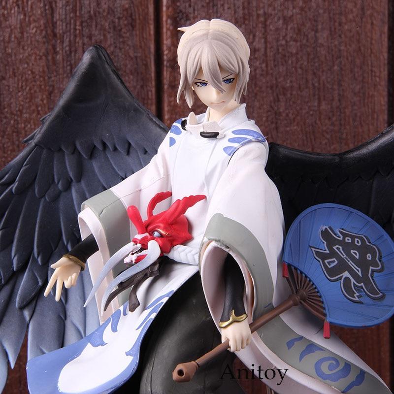 Daitengu Anime Game Figurine Onmyoji Action Figure Daitengu Onmyoji Figure PVC Collectible Model Toy