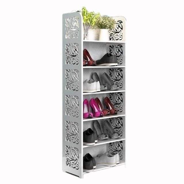 La Casa Zapatero De Zapato Closet Schoenen Opbergen Sapateira Organizador Wooden Wood Organizer Furniture Home Mueble Shoe Rack