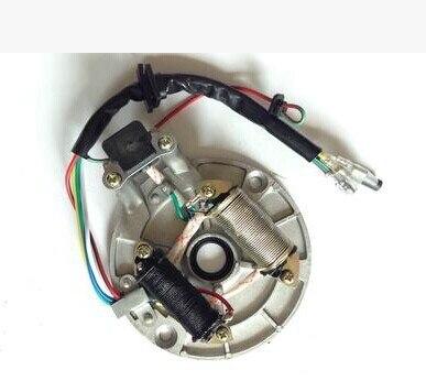 50cc 70cc 90cc 110cc горизонтальный двигатель kick стартер Магнето статор ротор магнето для мотоцикла катушки