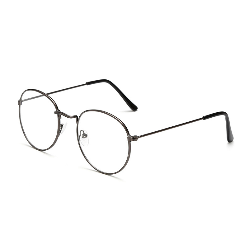 Zilead Oval Metal Reading Glasses Women Men Clear Lens Presbyopic Glasses Optical Spectacle With Diopter 0to