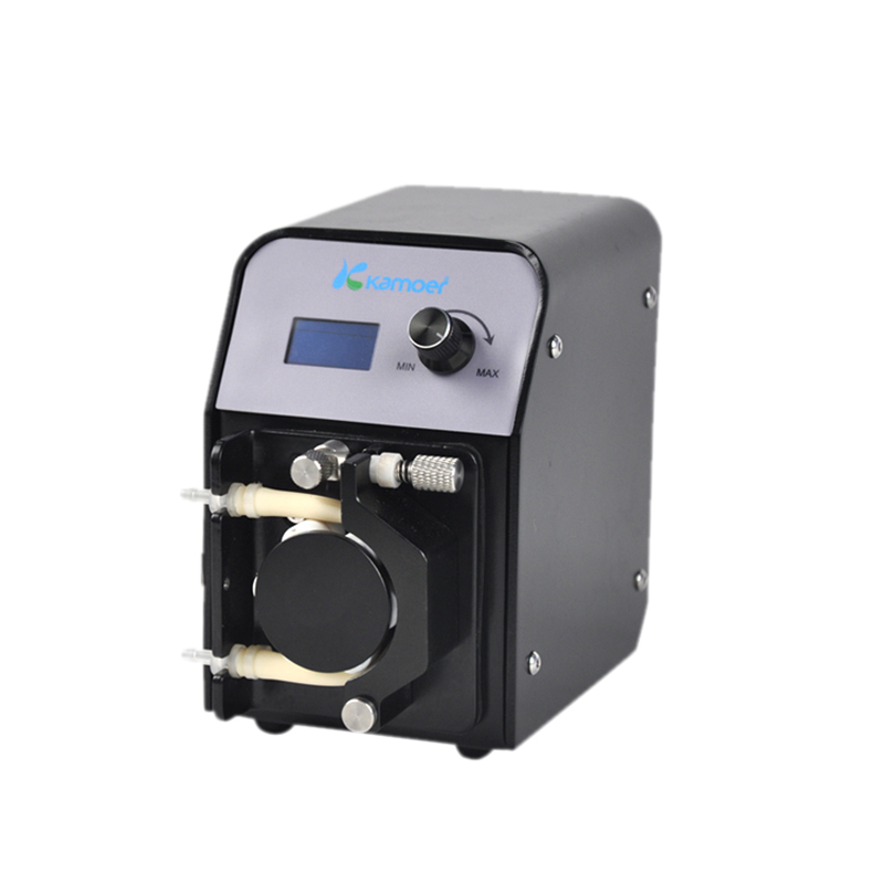 Kamoer Bomba Peristáltica FX-STP (Bomba de Aquário Reator De Cálcio, Bomba de Água Pequena, Fácil de Usar, o Uso Contínuo) (Plug EUA)