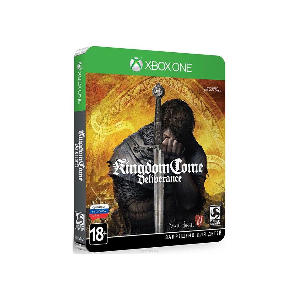 Купить со скидкой Игра Kingdom Come: Deliverance для xbox One