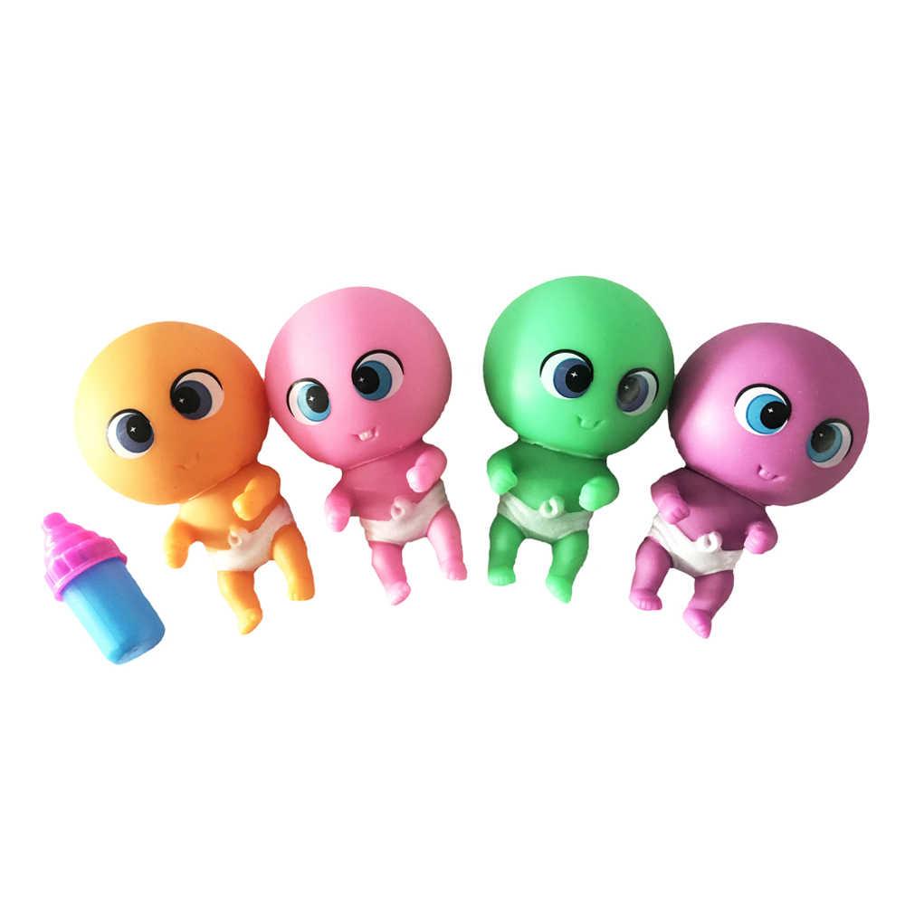 4 PCS Casimeritos Brinquedos Encantadores Ksimeritos Juguetes Brinquedos Quentes Lol Bonecas Machincuepa Chivatita Susikin Isabelonga Menuditita Crianças Brinquedo