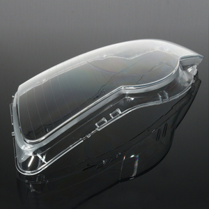 Image 5 - Pair Car Headlight Headlamp Waterproof Bright Clear Cover Lens For Volkswagen VW Passat B6 bi Xenon headlights R36