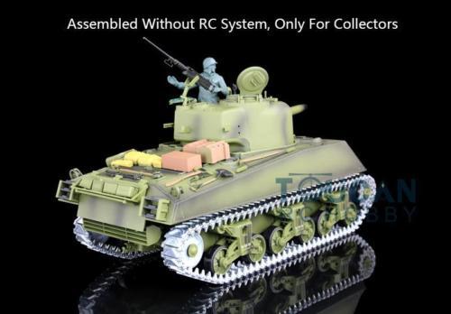 Henglong 3898 USA M4A3 Sherman 1//16 Scale RC Tank Plastic Road Wheels