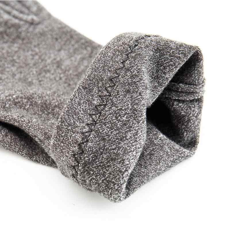 1 пара, женские и мужские хлопковые эластичные терапевтические компрессионные перчатки с открытыми пальцами, ручная артрита боли в суставах, рельефные перчатки