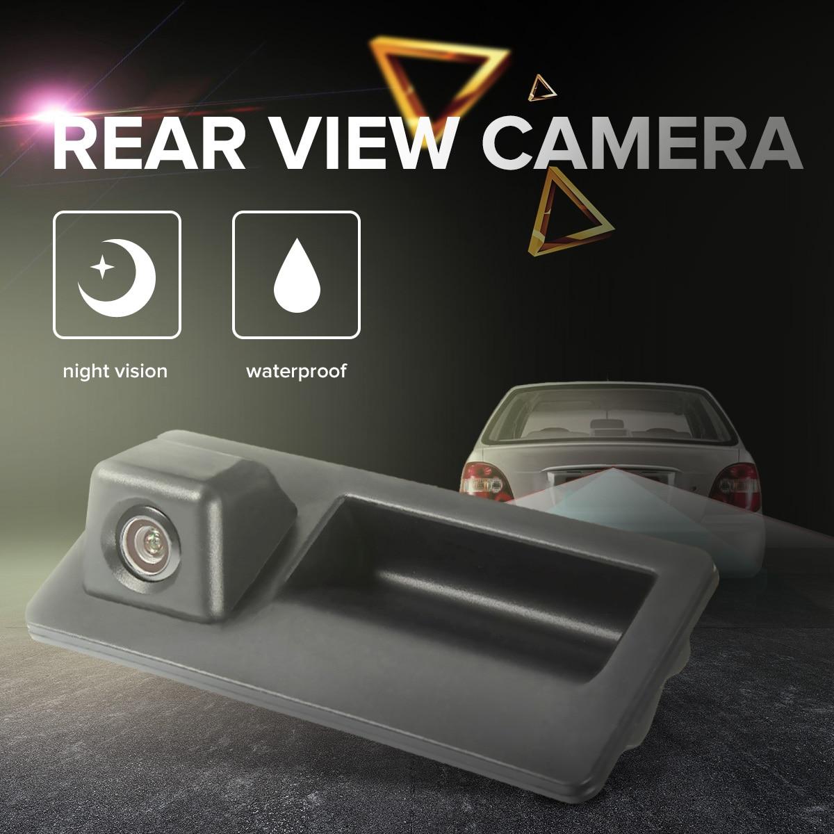 Hot Câmeras de Visão Traseira Do Carro Invertendo Câmera Reversa Para VW/JETTA/TIGUAN/RCD510/RNS315/RNS310 /RNS510
