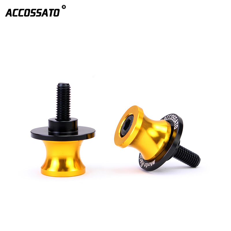 Motorcycle CNC Aluminum Accessories Swingarm Spools slider 8mm stand screws For KAWASAKI Z 800 z800 Benelli CFMOTO KTM GSX250RMotorcycle CNC Aluminum Accessories Swingarm Spools slider 8mm stand screws For KAWASAKI Z 800 z800 Benelli CFMOTO KTM GSX250R