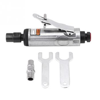 1/4Inch Pneumatic Air Die Grinder Grinding Kit Polishing Engraving Tools 90PSI Tool Professional