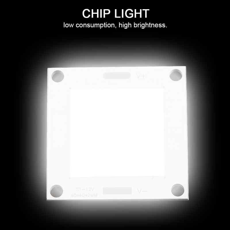 12 светодио дный-14 в 50 Вт COB светодиодный чип интегрированный чип световая панель лампа для DIY проектор прожектор plafсветодио дный On LED para techo