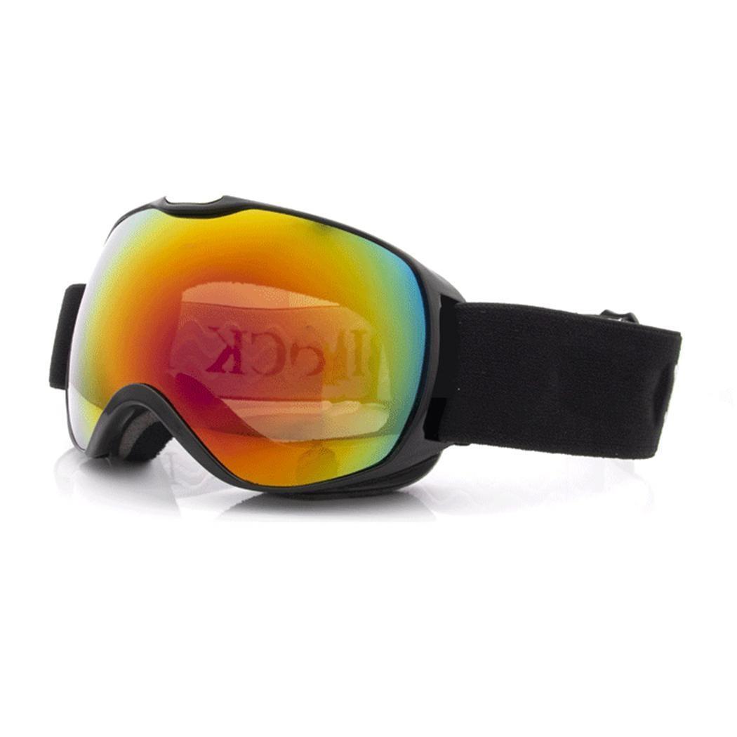 ec7581e2ebef Detail Feedback Questions about boys girls snow ski goggles for children  anti fog UV400 double lens winter snowboard glasses googles skibrille kids  ski ...
