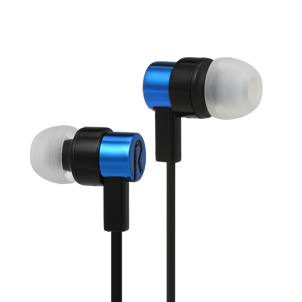 New 3 5mm Wired Headphones Universal Soft Silicone Earbuds
