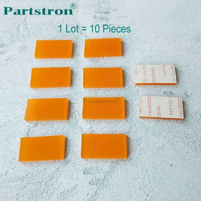 10Pcs Stripper Pad 020-11711 Fit For Riso TR 1000 1510 1530 1550 CR 1600 1610 1630 1640 KS 500C 600C 800C CV 1850 1860 /ZV 180