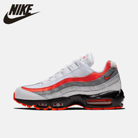 Nike Official Nike Air Max 95 Essential Men's Running Shoes Outdoor Comfortable Sports Sneakers #749766