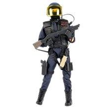 30cm 1:6 açık savaşçı modeli oyuncak eklem hareketli askeri Model aksiyon figürleri oyuncak ile yüksek dereceli azaltma
