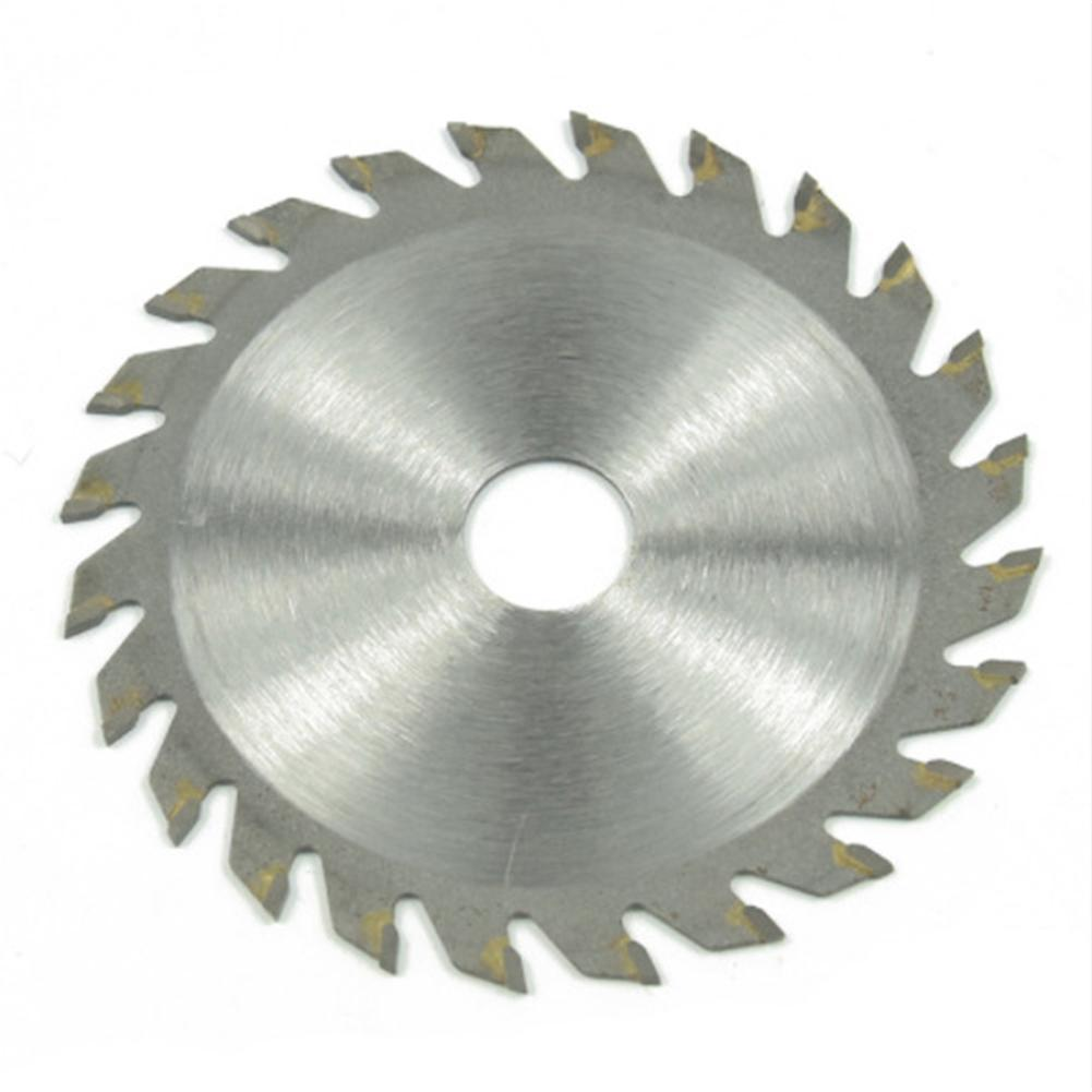 1pcs 24Teeth 85mm Outer Diameter 15mm Inner Diameter Small Circular Saw Blade Hard Alloy Rotation Cutting Tools 85X15X24T