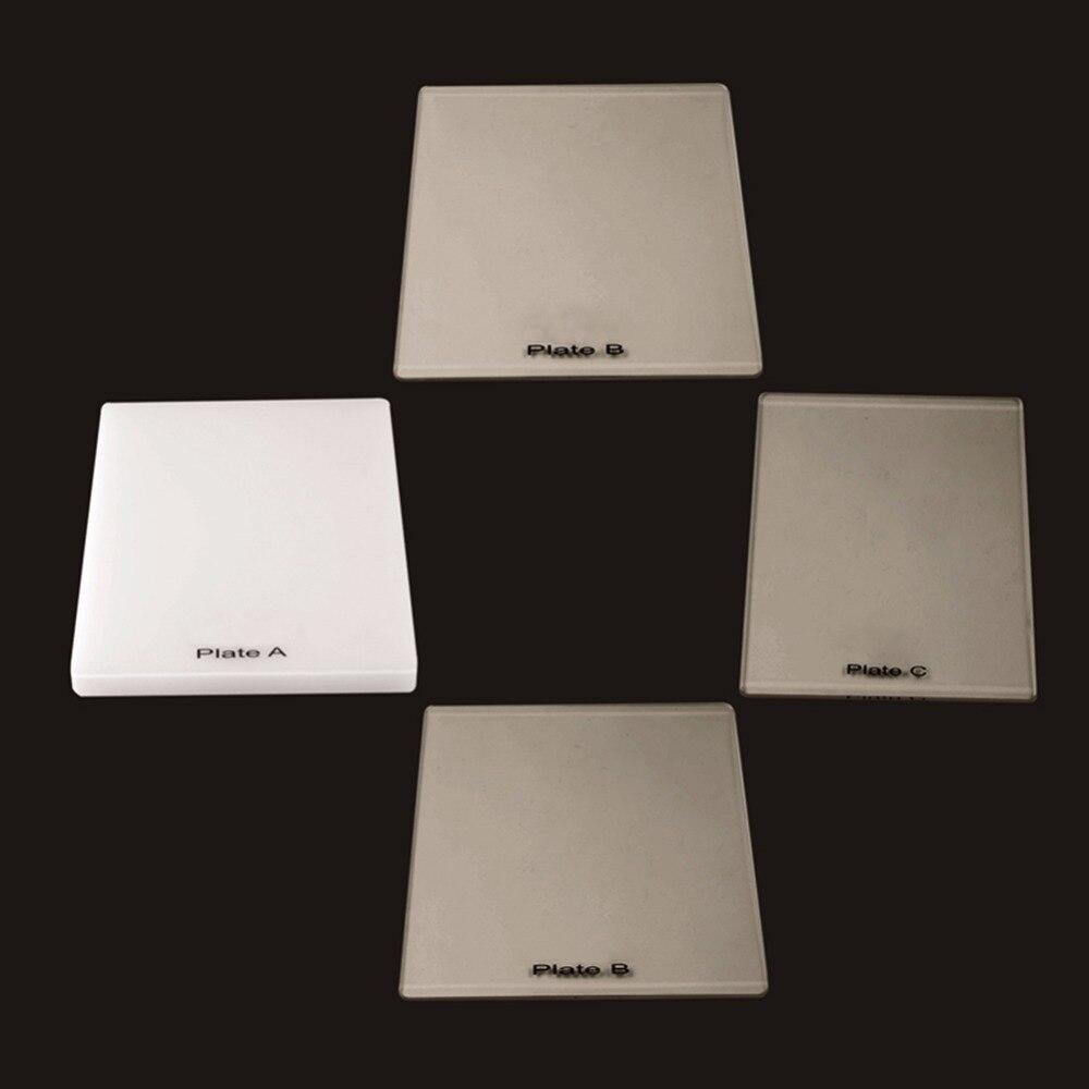 Prajna вырубной станок для тиснения скрапбукинга резак для резки бумаги вырубной станок ручной работы инструмент с 3 пластинами - 5