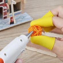 Protector Finger-Caps Particles Anti-Slip High-Temperature-Resistant Silicone Hot