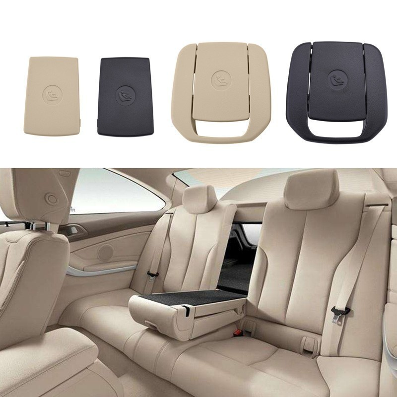 Car Rear Seat Hook ISOFIX Cover Child Restraint for X1 E84 3 Series E90 F30 E87