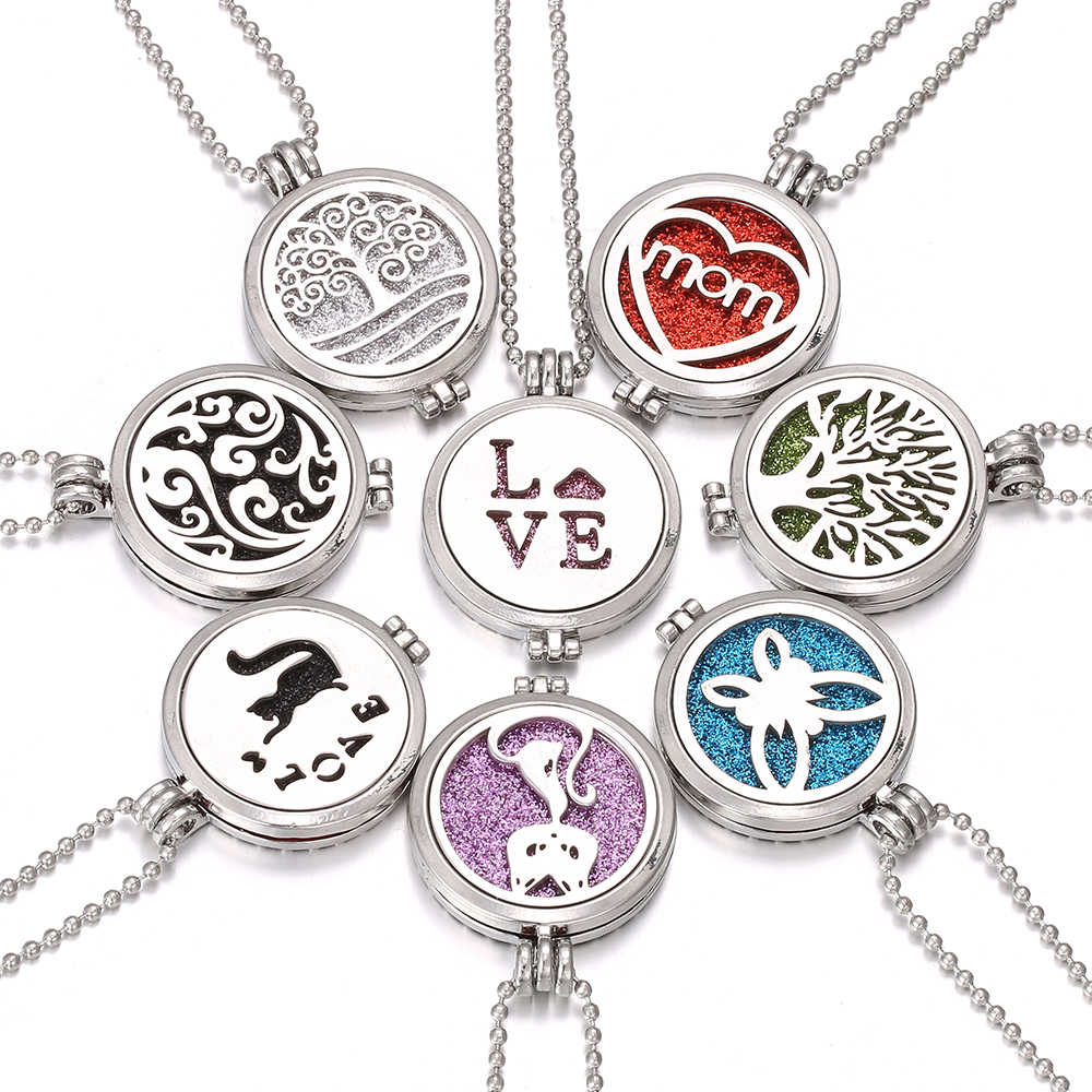 """Fertility* Goddess*Love Infinity* Feather Charms 18/"""" Silver Pendant Chain"""