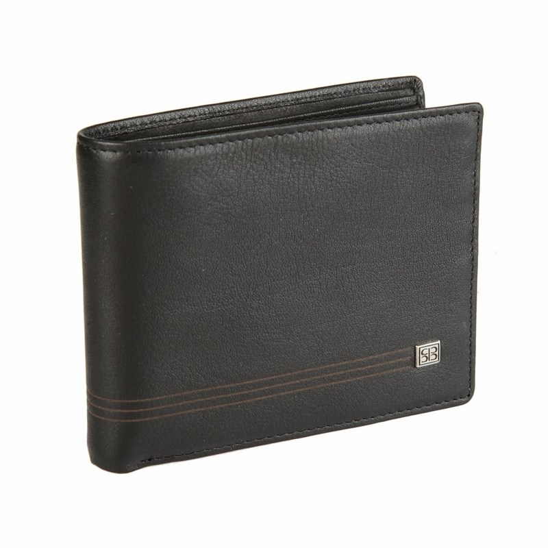 Wallets SergioBelotti 1690 west black цена 2017