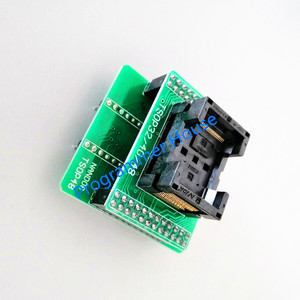 Image 3 - Pieno V10.35 TL866II Più TL866A TL866CS USB Universale Programmatore Bios/ECU Programmatore + 31 adattatori 1.8V nand08 flash 24 93 25 mcu