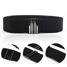 Women's Black Waist Belts 2019 Dress Waist Belts For Women F