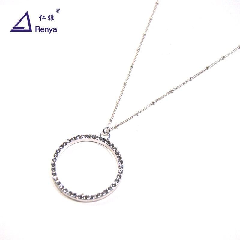 a76c66249d7c Comprar Renya Simple Círculo Colgante
