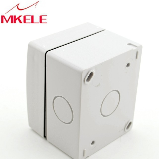 Best Price Mk Sbsr Germany Standard Plastic Box Wall Touch